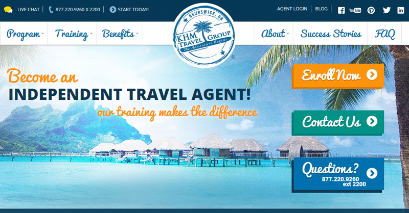 how to become a travel agent | start a travel agency - khm travel