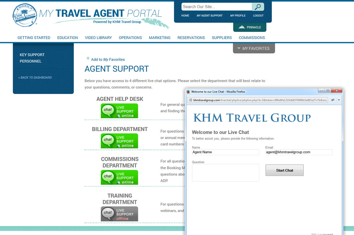travel-agent-livechat