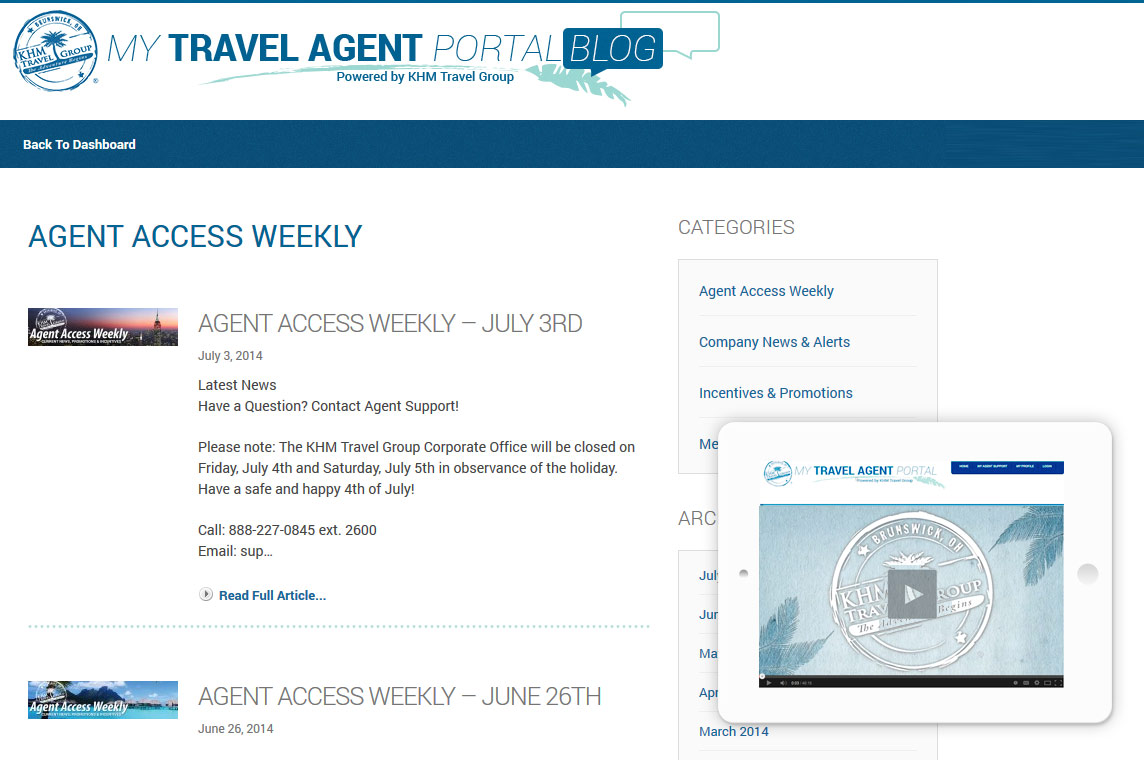 travel-agent-newsletters-videos