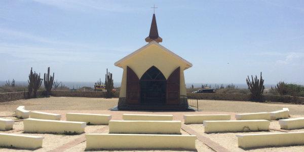 Alto Vista Chapel. Photo courtesy of our agent Rachel P.