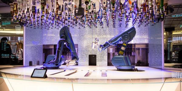 Royal Caribbean Bionic Bar