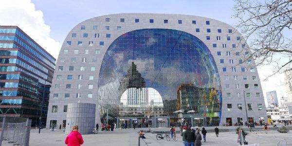 The Rotterdam Markthal