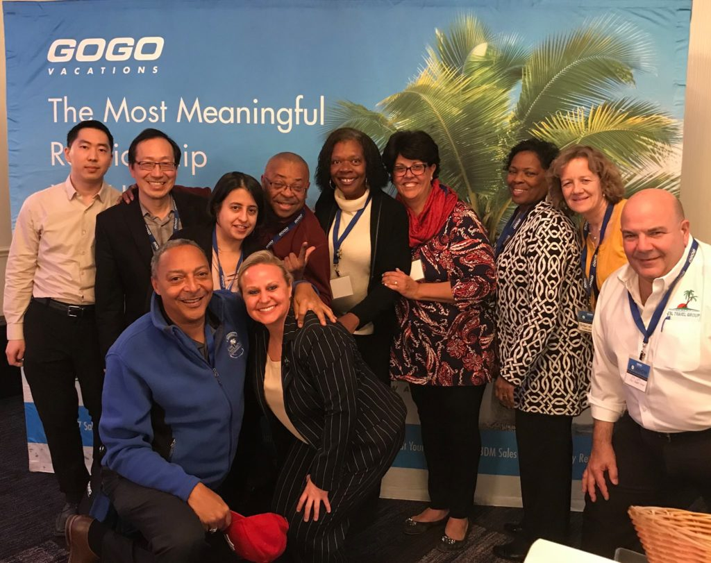 Regional Coordinator Group GOGO Vacations