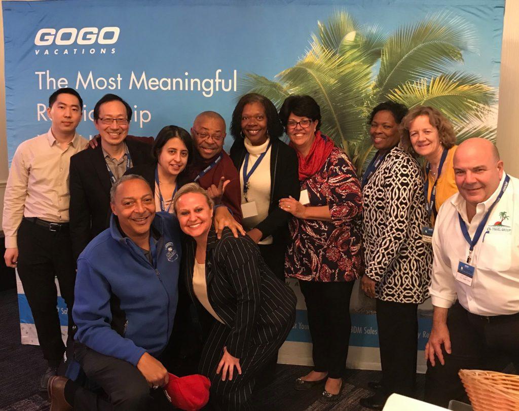 Regional Coordinator Group GOGO Vacations