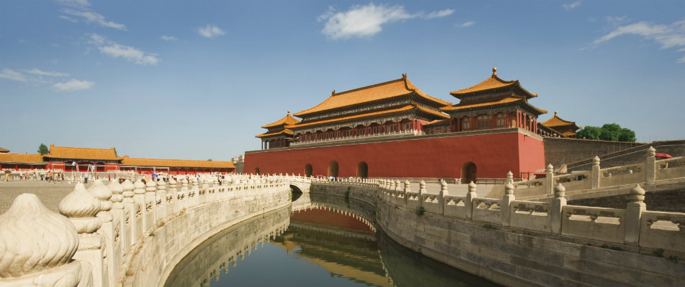 Beijing China Forbidden City Canal Viking Cruises