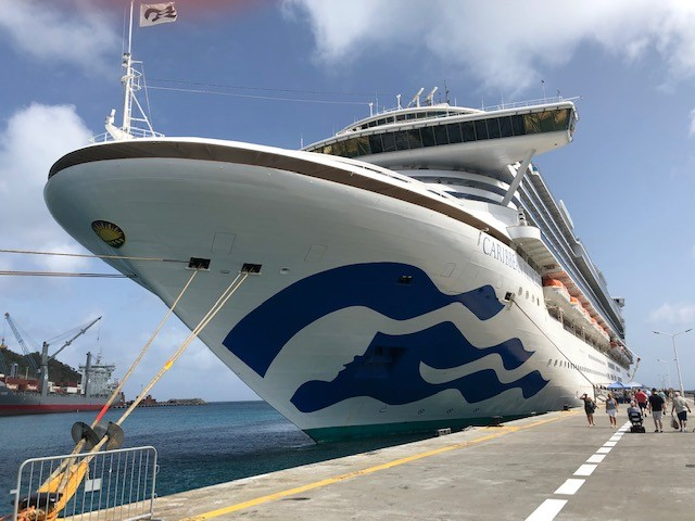 Caribbean Princess Ship 1