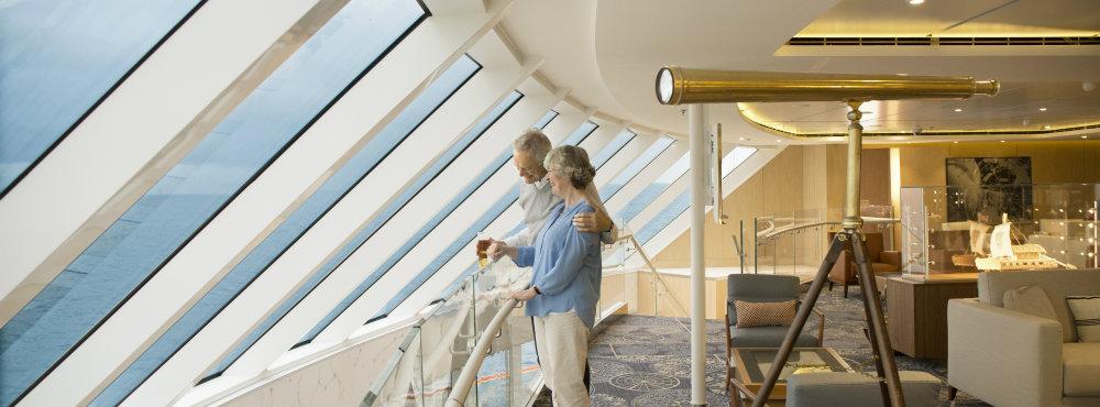 Star Explorers Lounge Viking Cruises