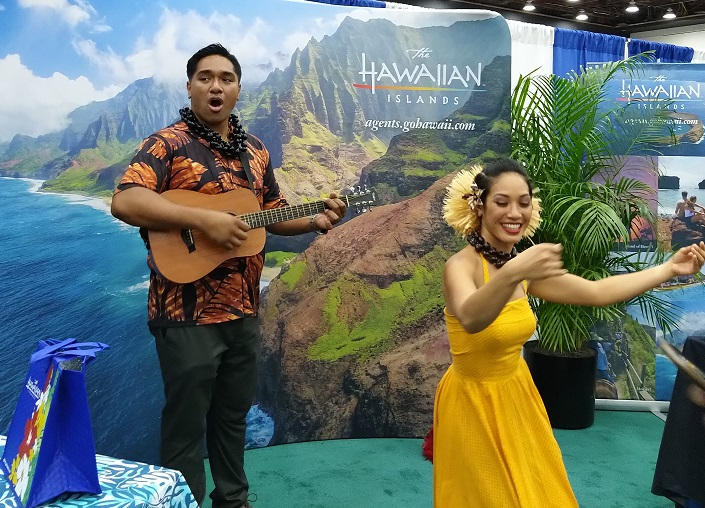 Hawaii Trade Show Delta Vacations University