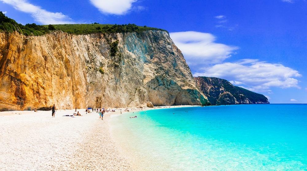 Best Beaches Of Greece Porto Katsiki In Lefkada, Ionian Islands