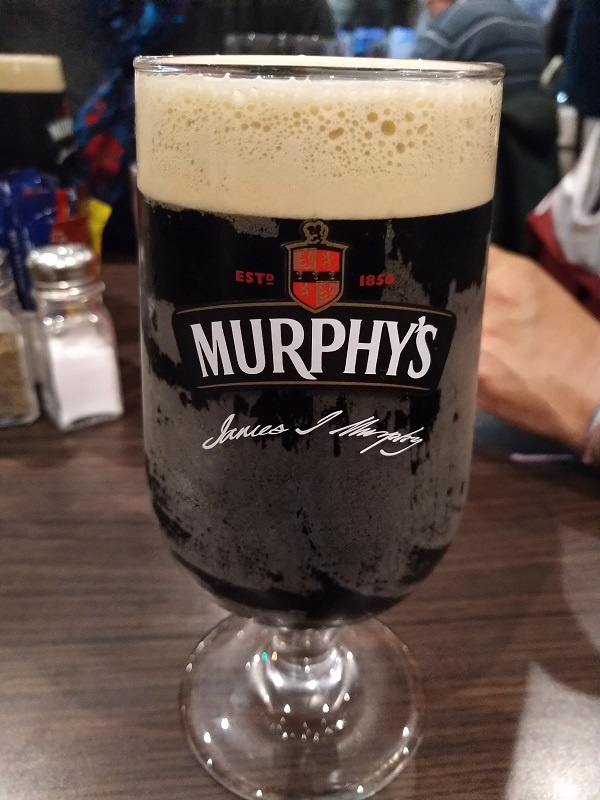 Murphys Ireland Beer Food Drinks 1
