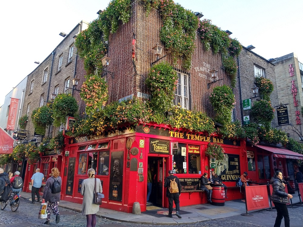 Temple Bar Ireland Dublin Pub