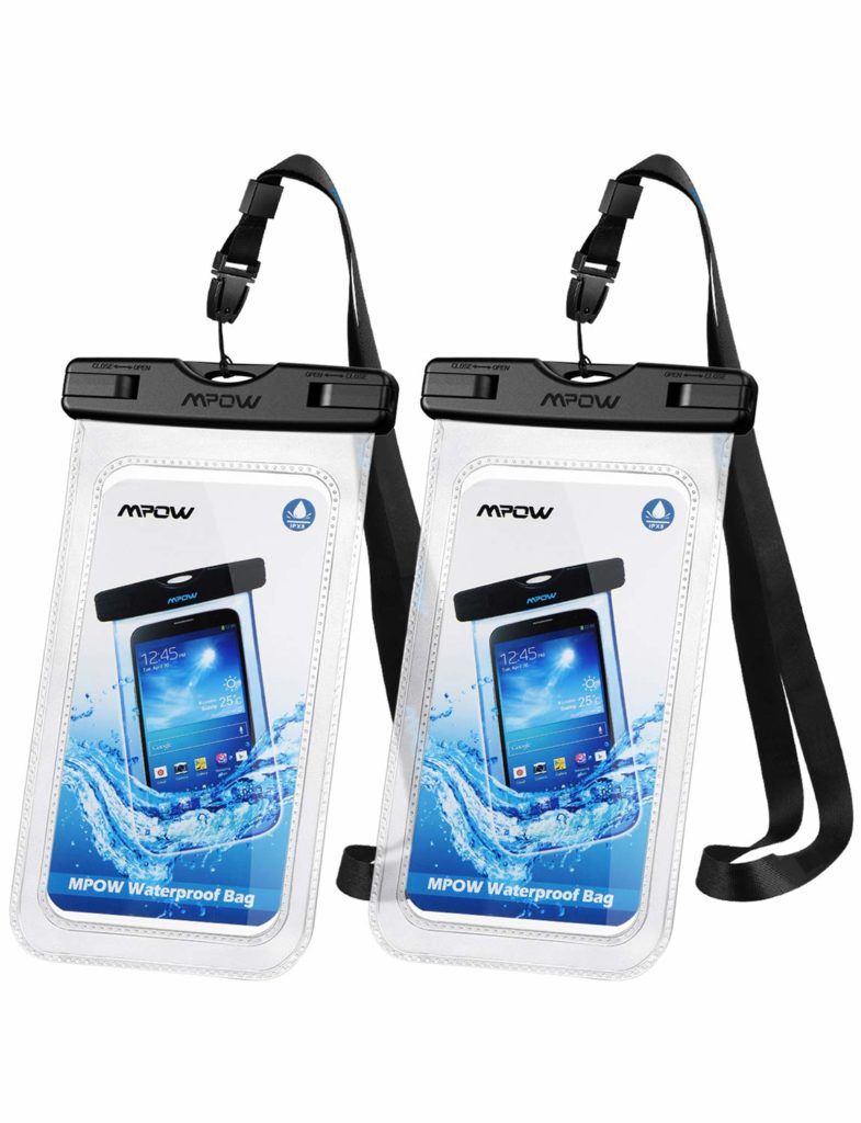 Waterproof Travel Phone Pouch