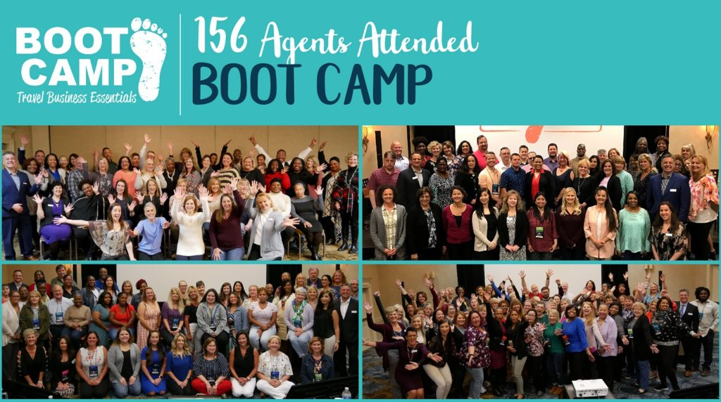 KHM Travel Group Live Event Boot Camp Education Learning