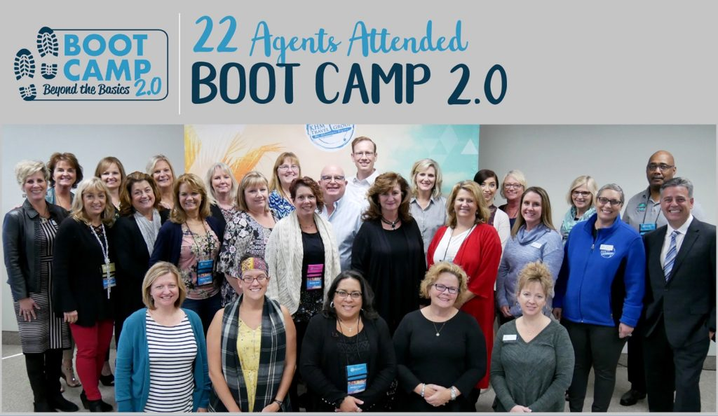 KHM Travel Group Event Boot Camp 2.0