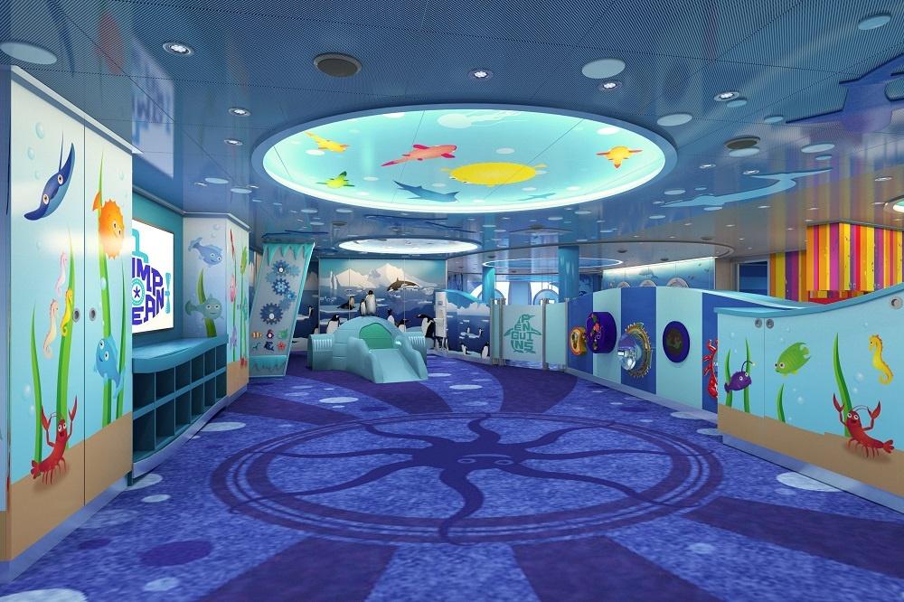 Camp Ocean Kids Clubs Carnival Cruise Line Fun Ships Family Cruising
