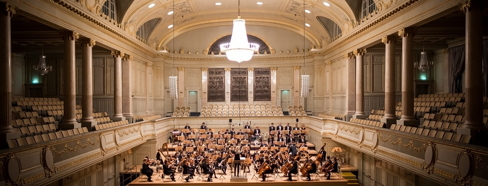 Orchestra Performance Unsplash Music Live Virtual Tours Streaming