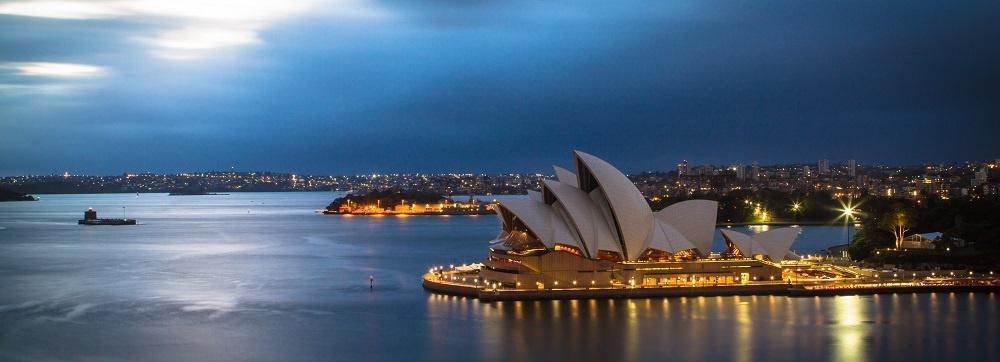 Sydney Opera House Destination Australia Landmark
