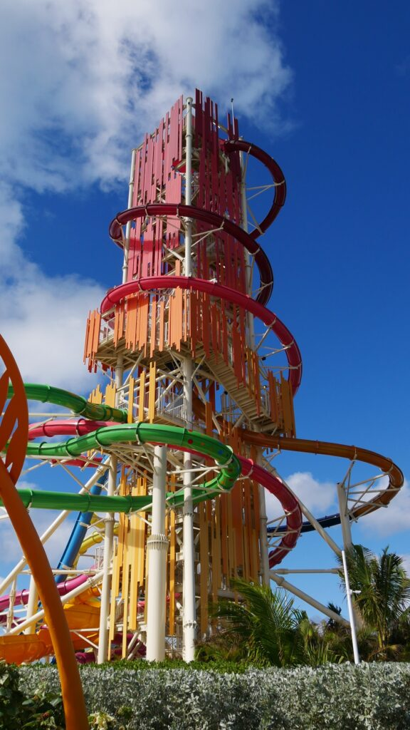 Daredevils Tower Thrill Island