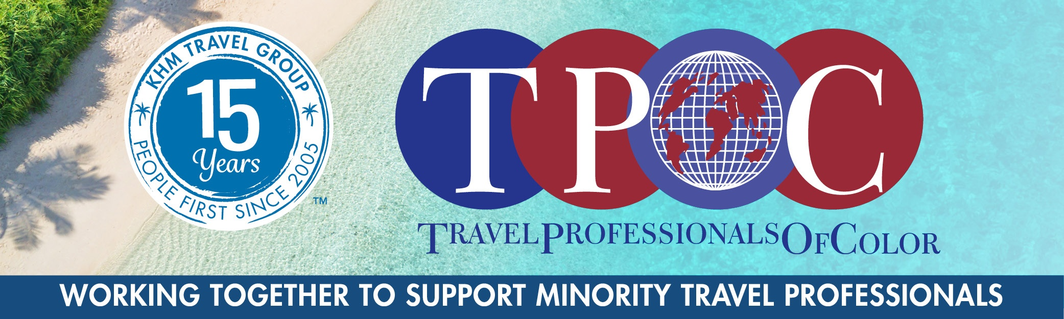 KHM Travel Group and TPOC Partnership