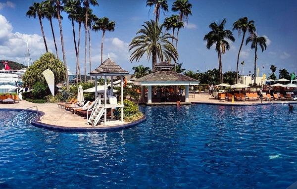 Jamaica Resort Vacation Pool
