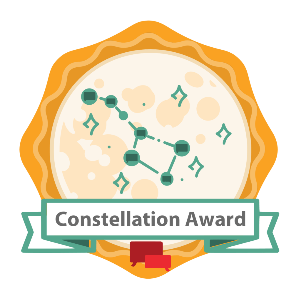 Badge Constellation Award