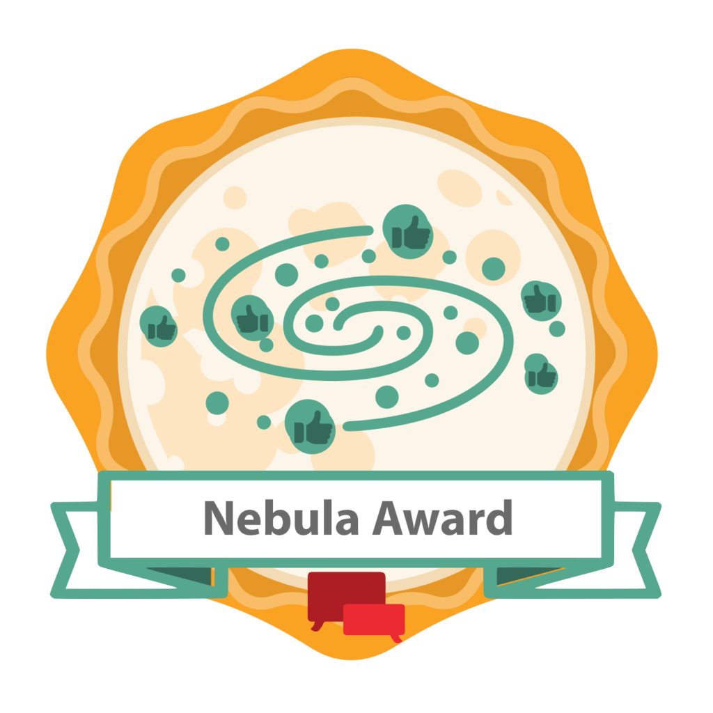 Badge Nebula Award
