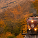 2021 Train Travel New Hampshire Fall