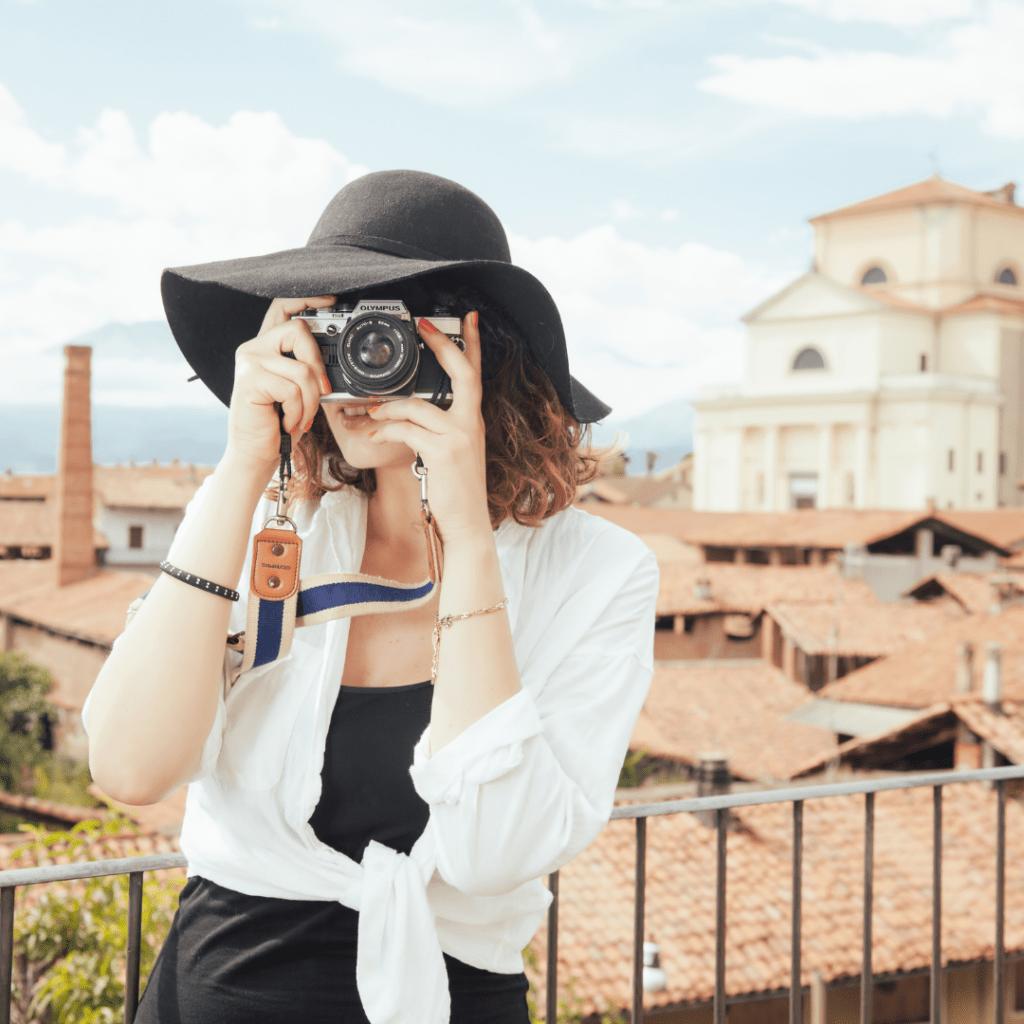 Tourist Photo