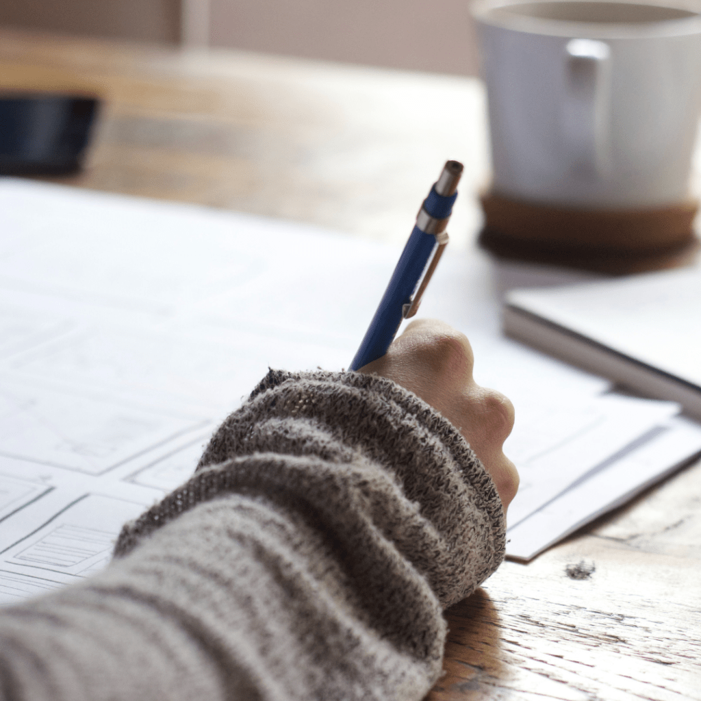 Note Taking Journal Writing