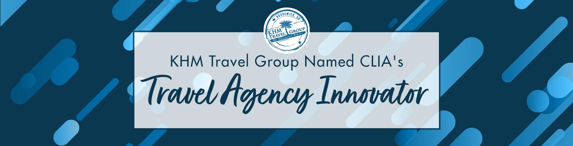 CLIA Agency Innovator Award